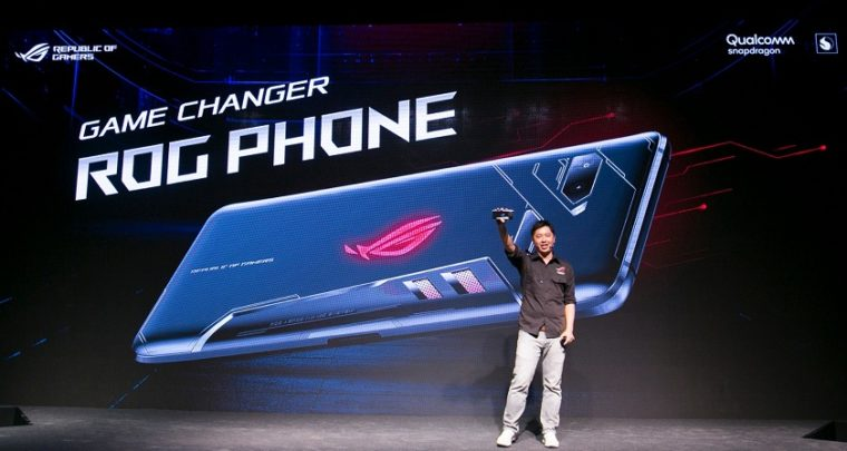 ASUS Unleashes ROG Phone, the First ROG Gaming Smartphone