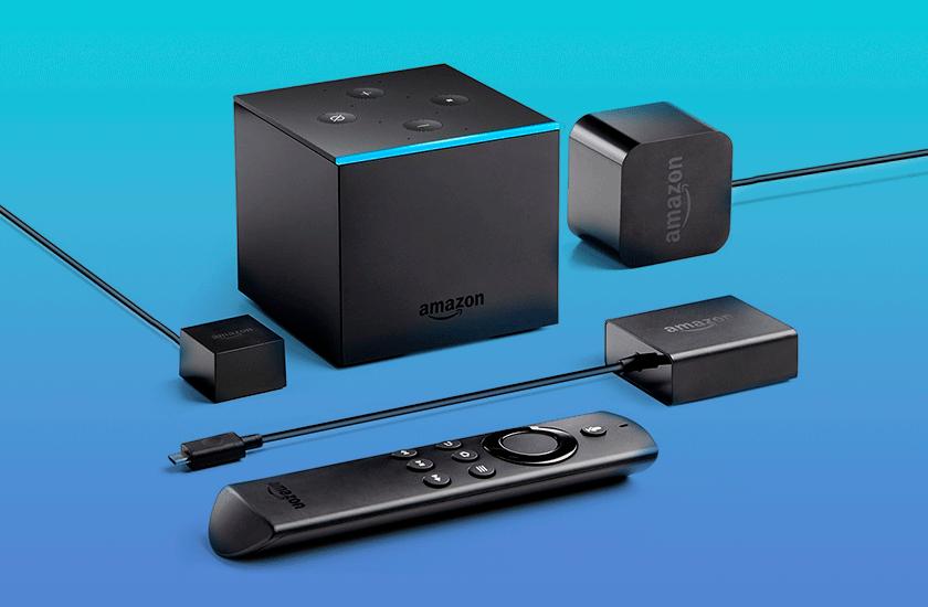 Amazon Fire TV Cube Speaker