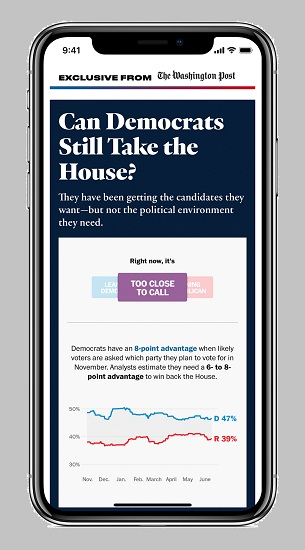 Apple News Will Curate Fact-based Stories for 2018 Midterm Elections