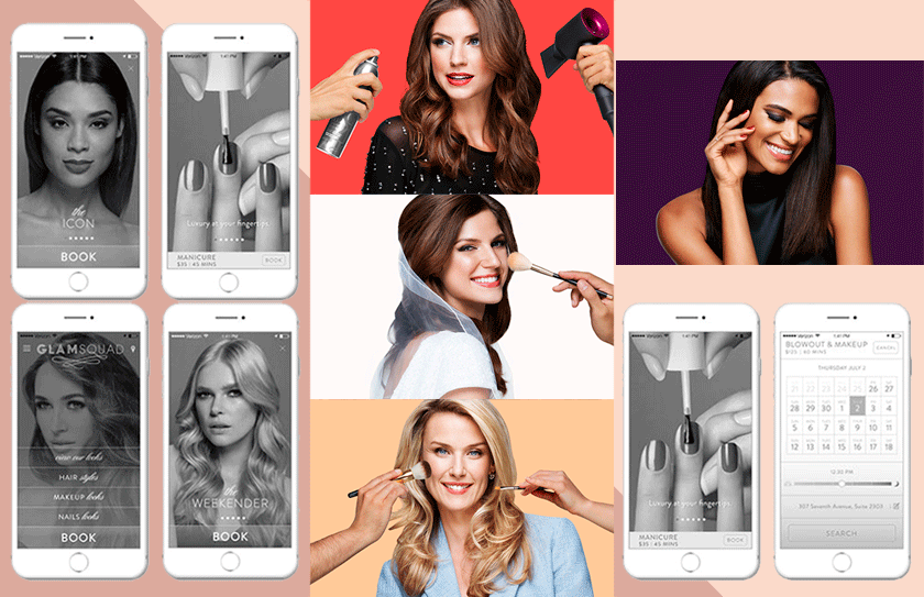 Best Beauty Apps -Glamsquad