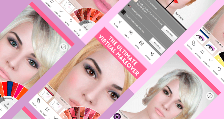 5 Best Beauty Apps for iPhone and Android
