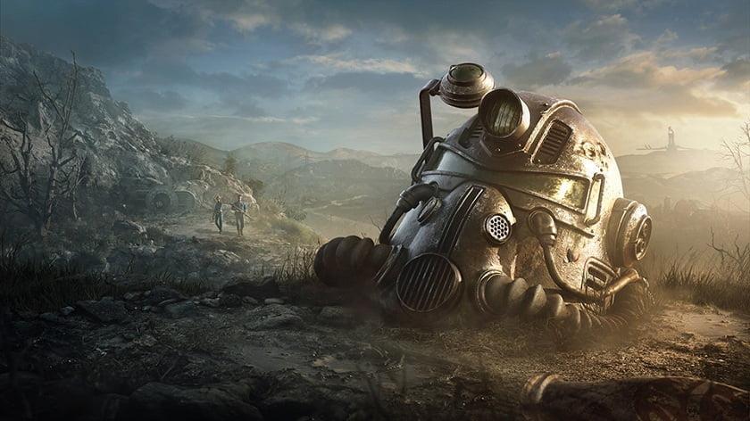 E3 2018_Fallout76 Bethesda
