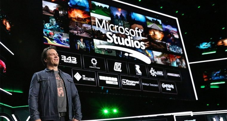 Microsoft Touts Xbox One Power at E3 Press Conference