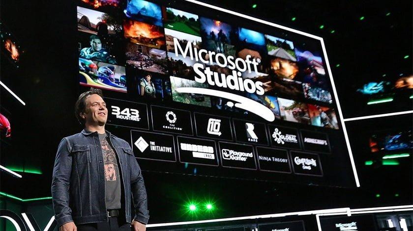 E3 press conference Microsoft Xbox