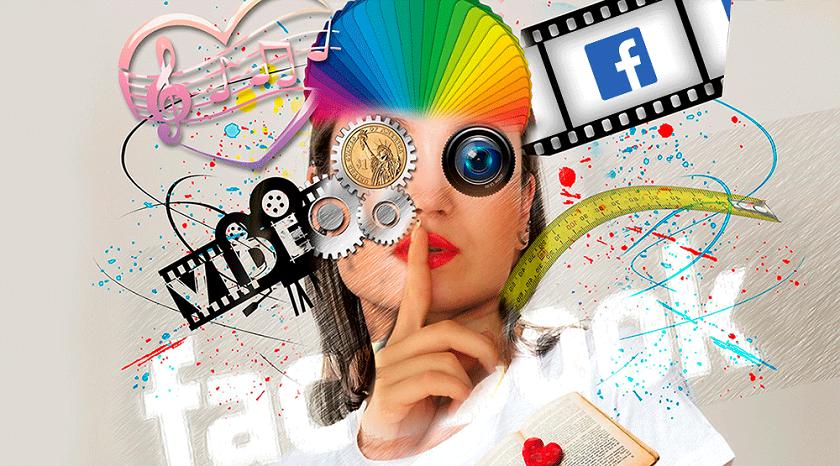 Facebook content creators