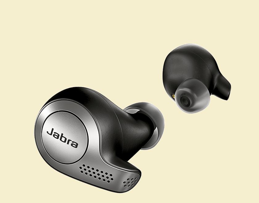 Jabra elite 65t wireless earbuds