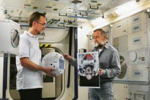 Robotic Astronaut ISS