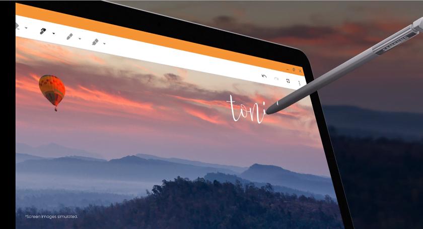 Samsung Chromebook Plus V2 Stylus