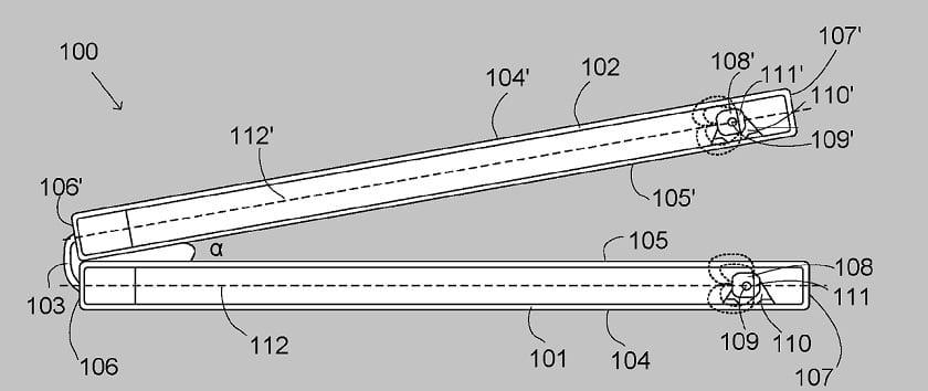 Surface foldable Phone microsoft