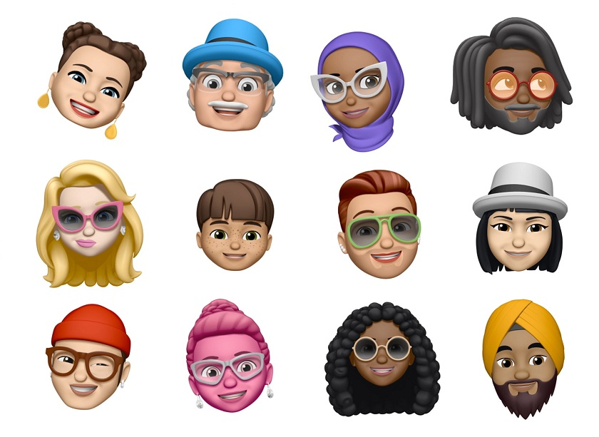 WWDC 2018 iOS 12 Memoji