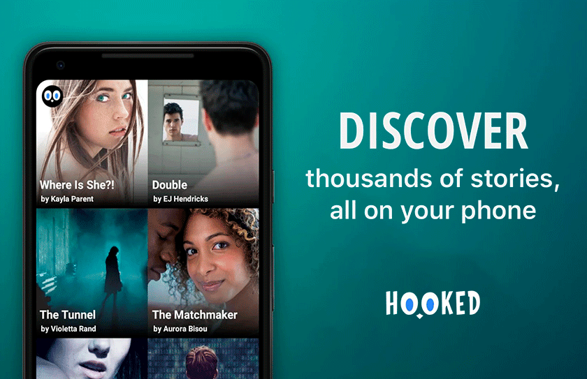 chat style stories apps 02-Hooked