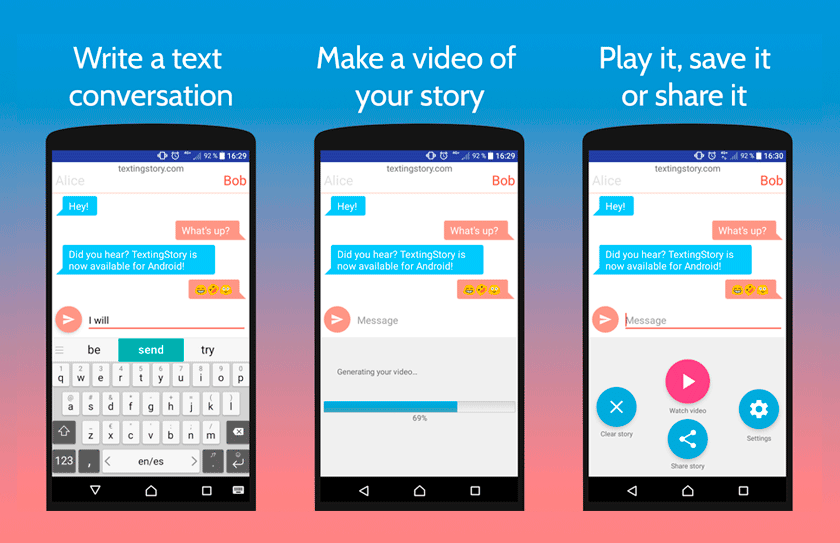 chat style stories apps 04-TextingStory