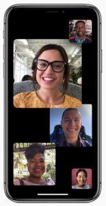 iOS 12_FaceTime WWDC 2018