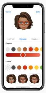 iOS 12_WWDC 2018 Memoji
