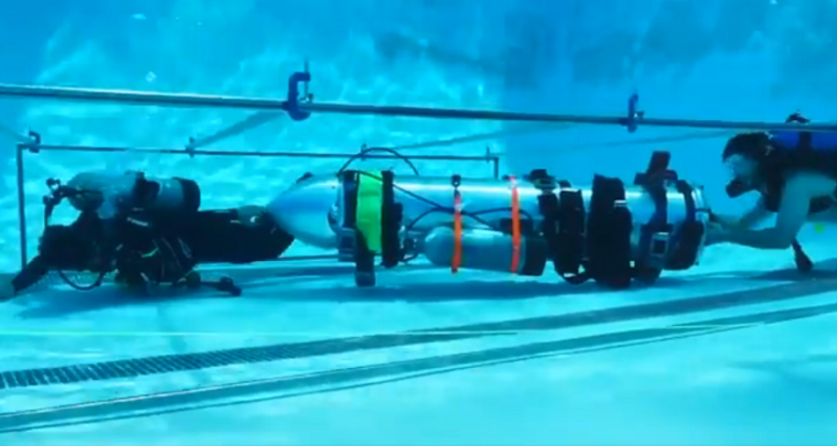 SpaceX Engineers Design Kid-sized Submarine To Aid Thai Cave Rescue
