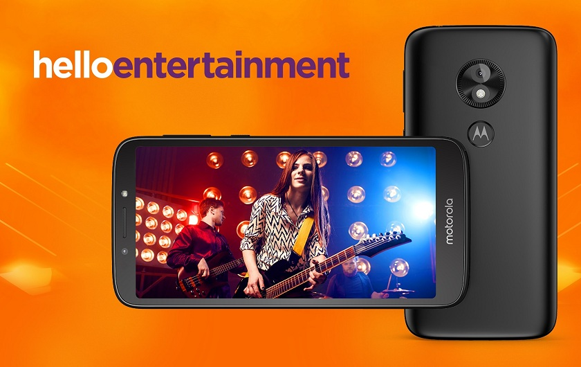 Android Go Powered Moto E5 Play Launched in Europe, Latin America