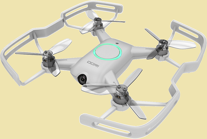latest drone in 2018 Oori