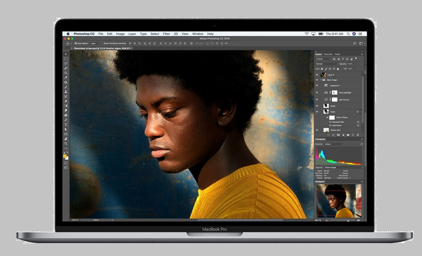 2018 MacBook Pro 15-inch laptop