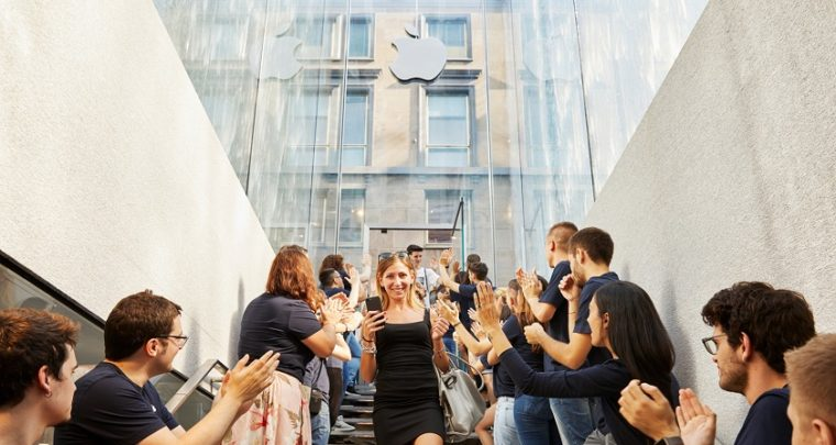Apple Wins the Trillion Dollar Race!