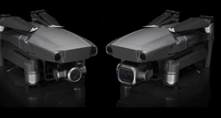 Latest Drones with Hyperlapse, Dolly Zoom and Super Resolution