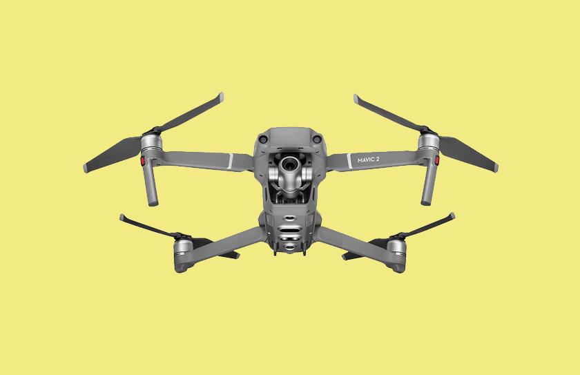 DJI mavic 2 latest drones