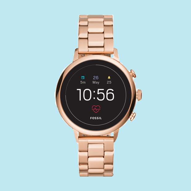 Fossil Q Venture HR latest smartwatches