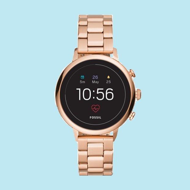 Fossil Q Venture HR latest smartwatches