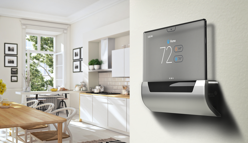 GLAS Smart Thermostat Adds Alexa and Google Assistant Support along with Cortana