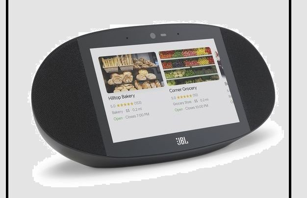 JBL Link View Smart Display Now Available For Pre-Order