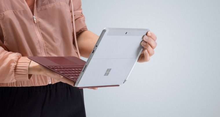 Lightest Microsoft Surface Tablet Falls Right on all Portability Factors
