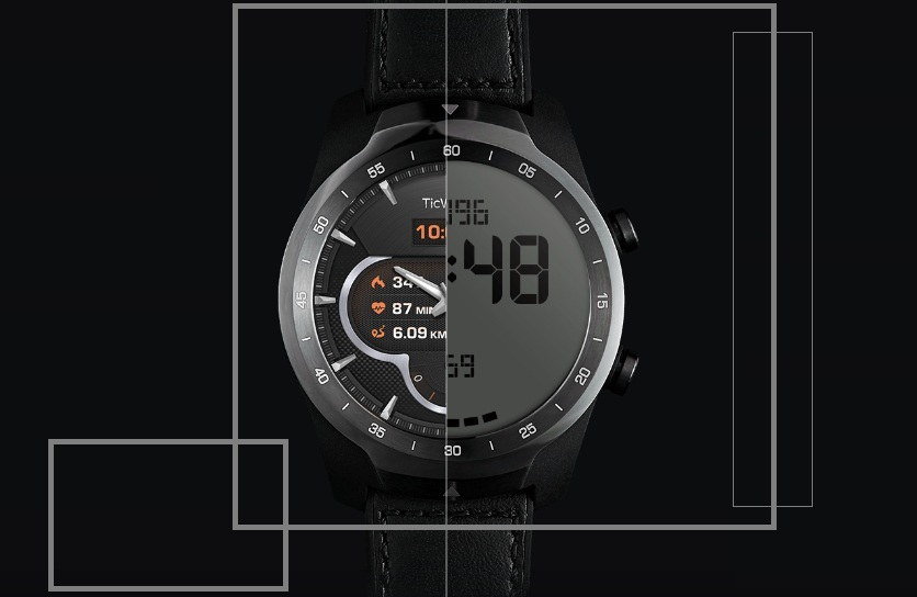 Mobvoi latest Smartwatch
