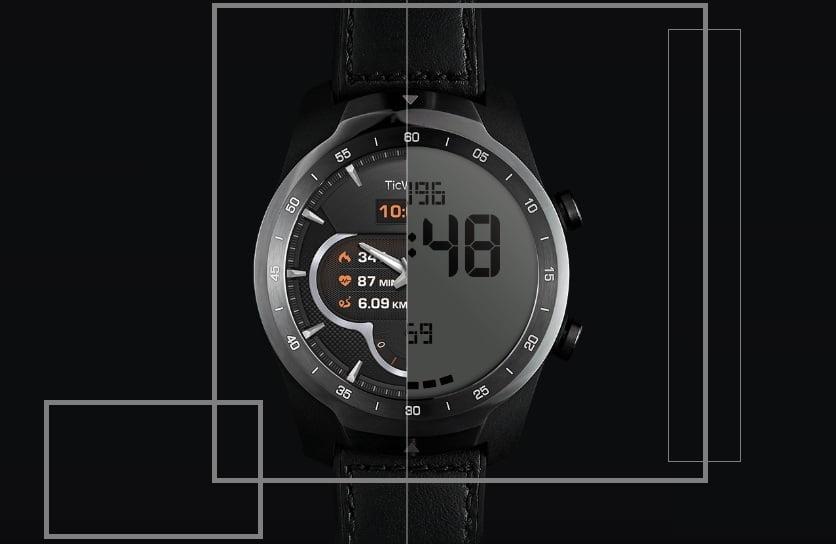 Mobvoi latest Smartwatch