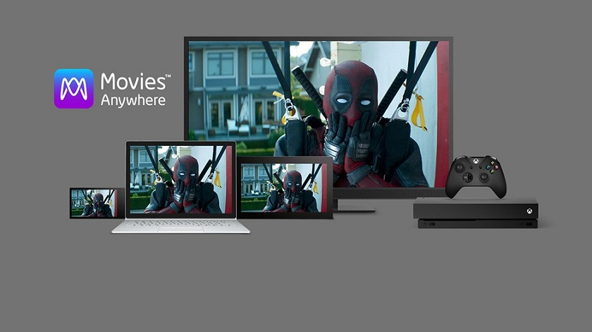 Microsoft Xbox Partners with Disney's Movies Anywhere