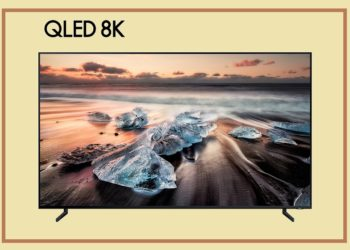 Samsung Debuts QLED TV With 8K Prowess