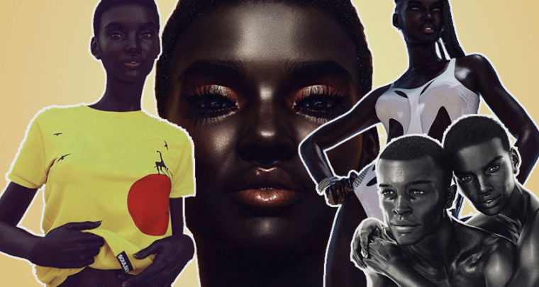 Meet Shudu: The One Instagram Model Who Will Never Walk The Runway