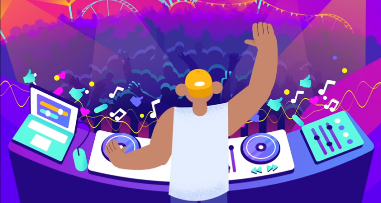 Blockchain in Music Industry: Audius finally brings financial rewards for music artists
