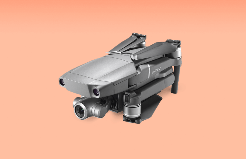 latest drones DJI mavic 2