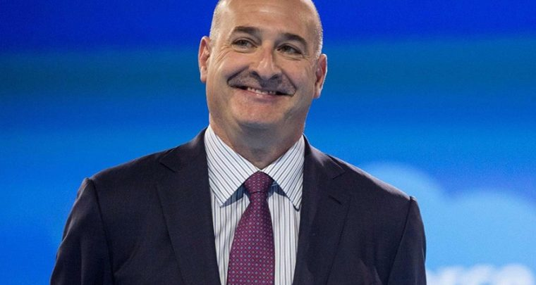 Keith Block: From Salesforce's Best Sales Executive to Now Co-CEO