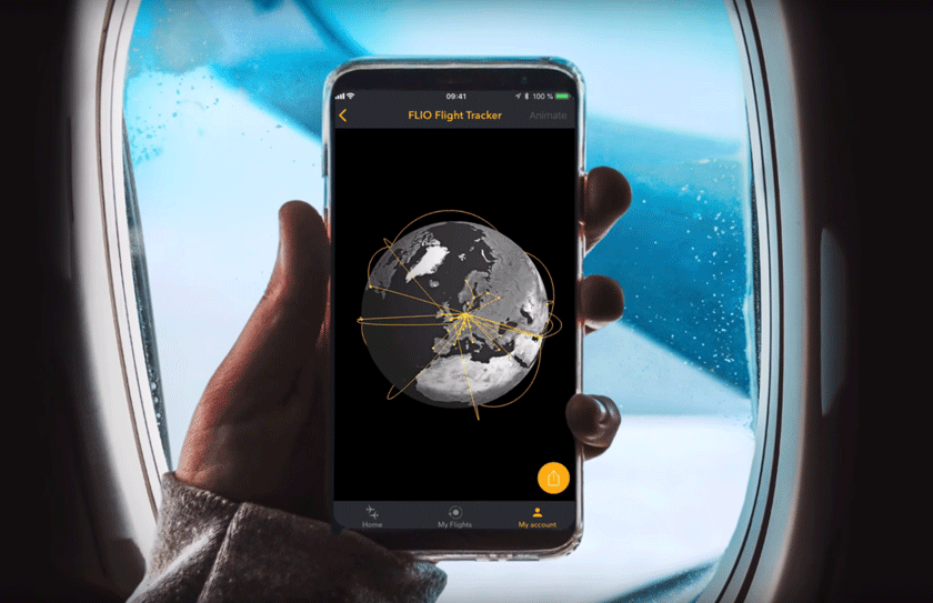 Best travel app FLIO