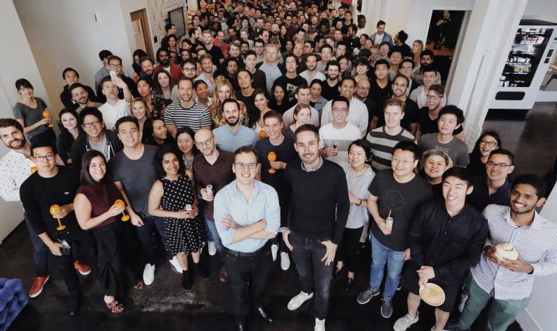 Instagram founders facebook