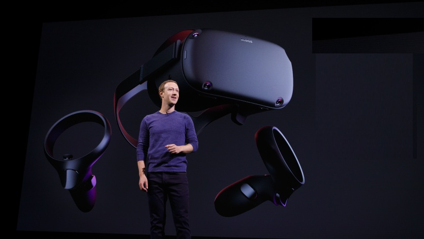 Oculus Quest Facebook