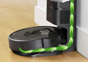 Roomba new robotic vacuum cleaner stores your room map