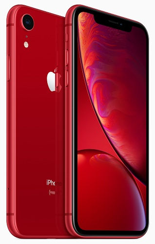 iPhone XR Review Red