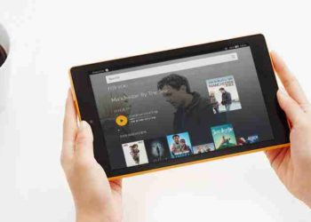Amazon Fire HD 8 Review 2018