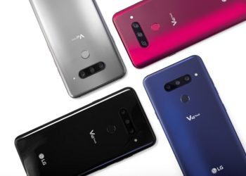 LG V40 ThinQ: Photography first multi-camera smartphone