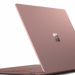 Microsoft Surface Laptop Pink