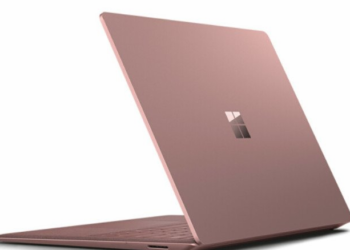 Microsoft introduces a pink Surface Laptop 2 for Chinese consumers