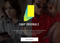 Snapchat introduces self-produced shows for its Discover tab
