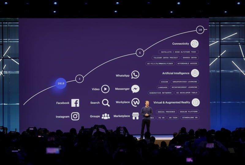 Facebook Dating CEO Mark Zuckerberg