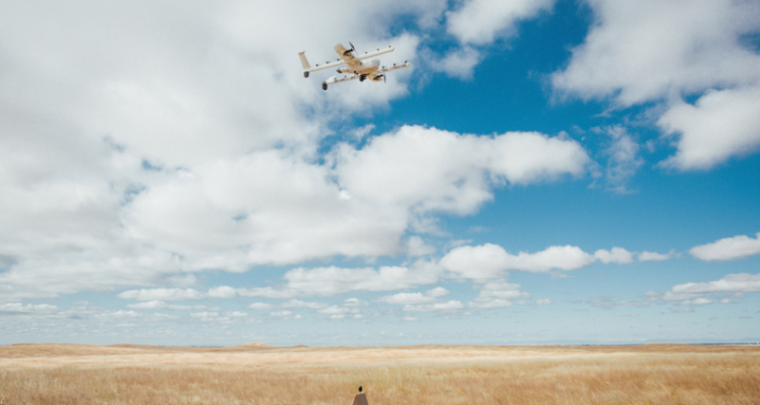 Wing, Alphabet's Drone Delivery Business, Takes off in Finland